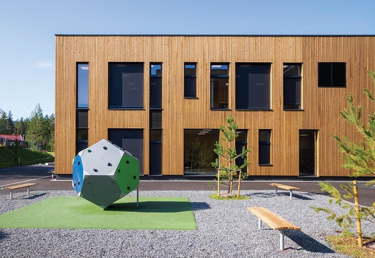 Foto: SPINN Arkitekter