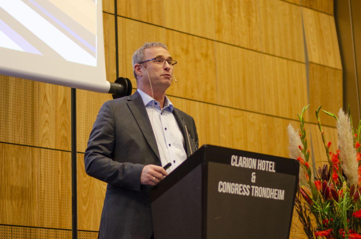 Statssekretær Thorleif Fluer Vikre (Frp) i Kommunal- og moderniseringsdepartementet.