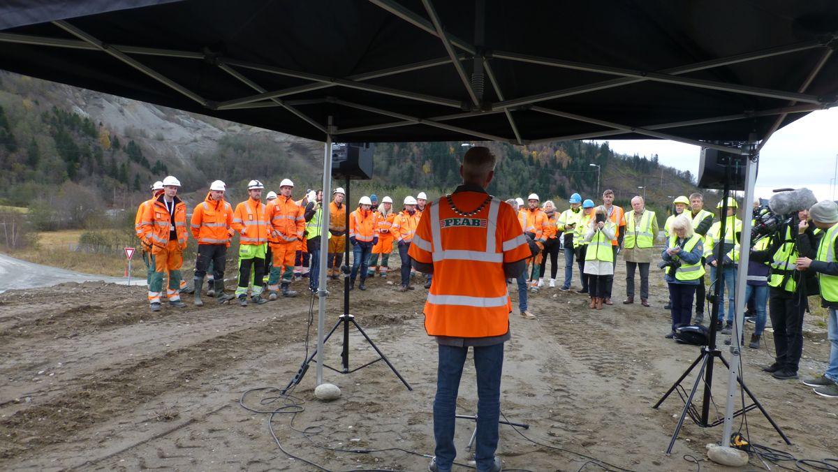 Ordfører Gunnar Krogstad i Melhus hilser med glede at en ny del av E6 gjennom kommunen nå skal bygges