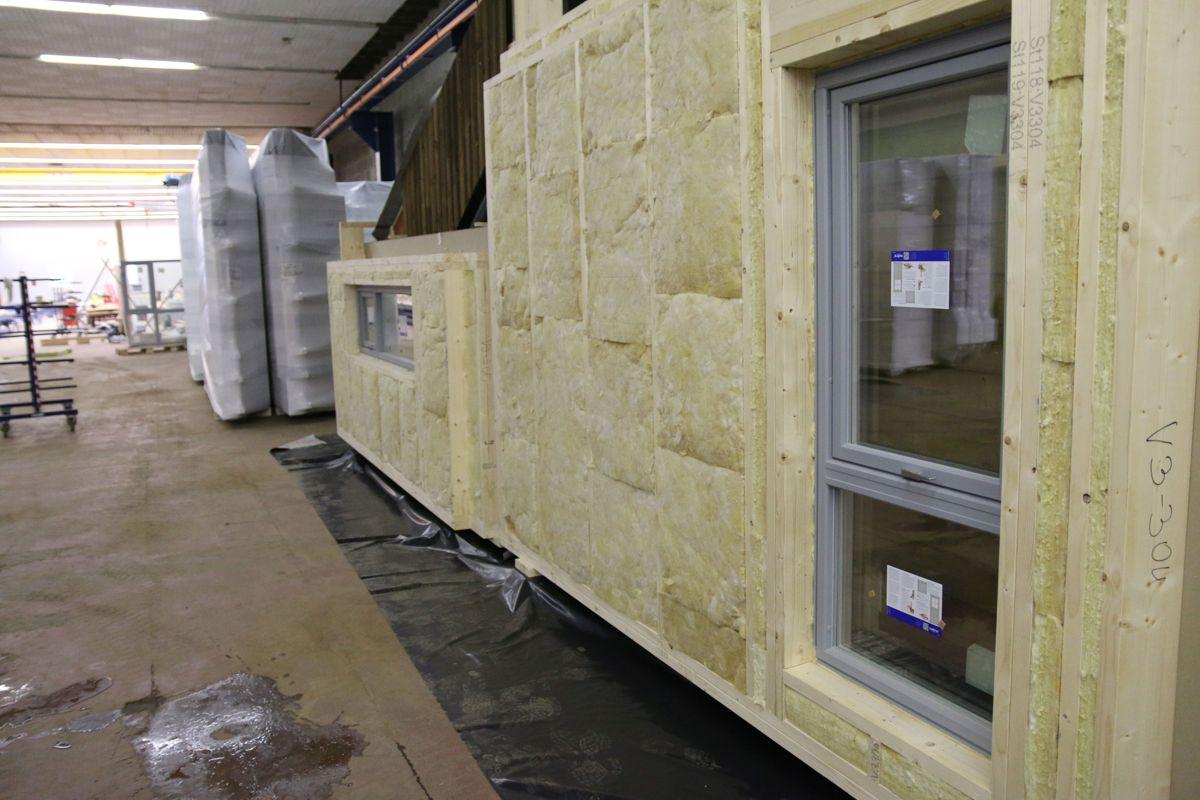 De siste årene har Landheim levert blant annet veggelementer til både sykehjem, boliger og næringsbygg.