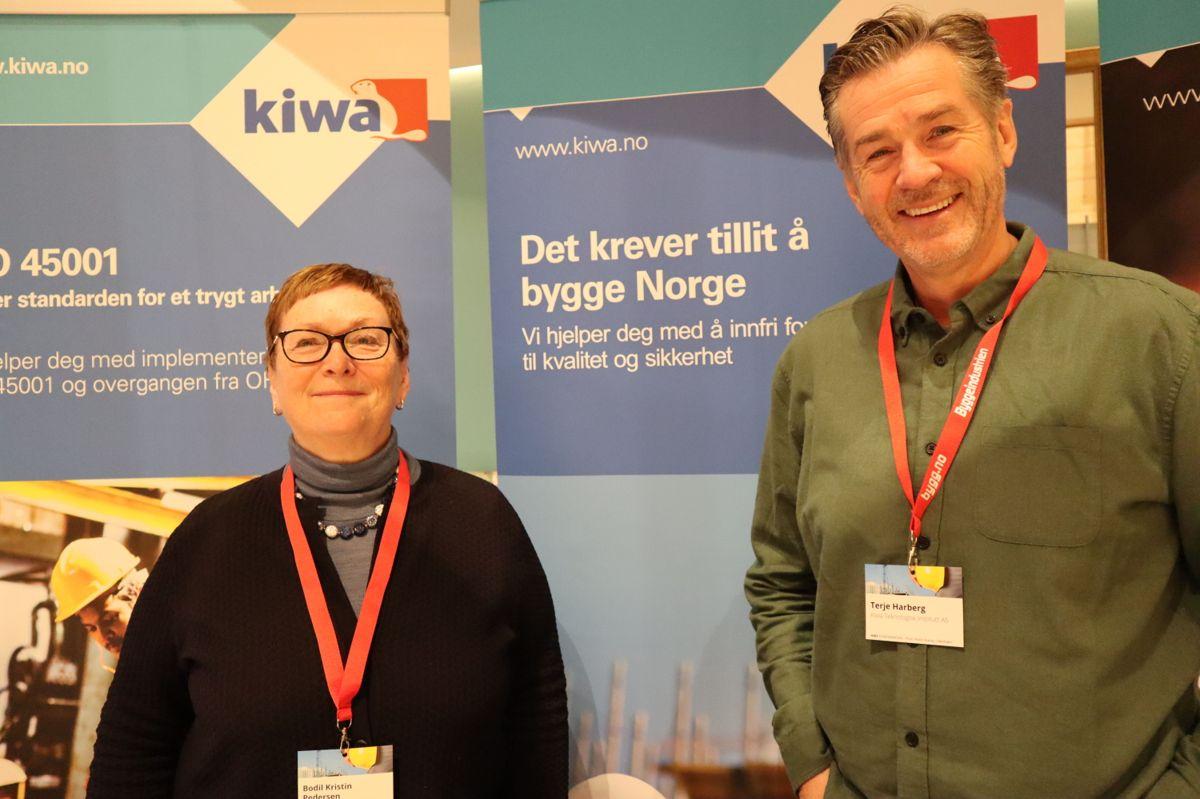 Fra HMS-konferansen 2019. Foto: Svanhild Blakstad
