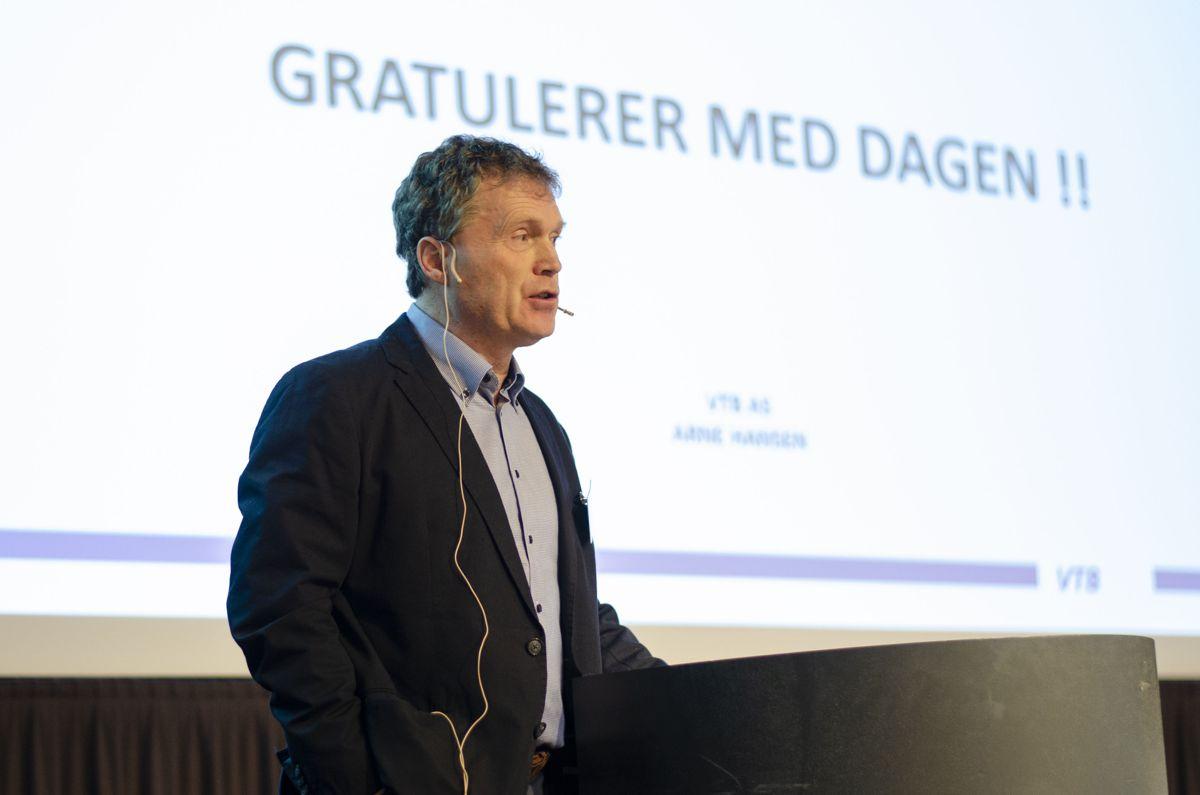 Arne Hansen i VTB Vinger Takst og Byggvurdering.