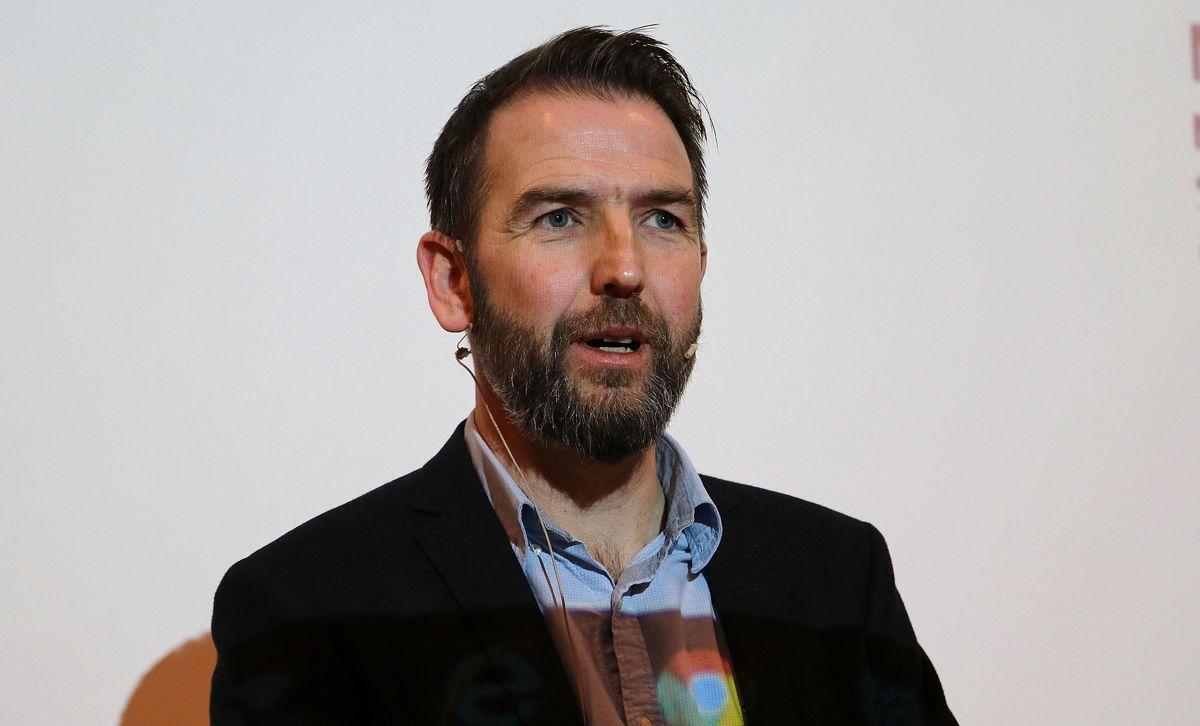 Kommunikasjonssjef i divisjon utbygging, Arne Eithun.
