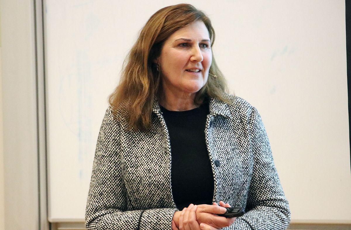 – Vi skal bygge veier som gir mer for pengene og samtidig øker nytten for brukeren, sier vegdirektør Ingrid Dahl Hovland.