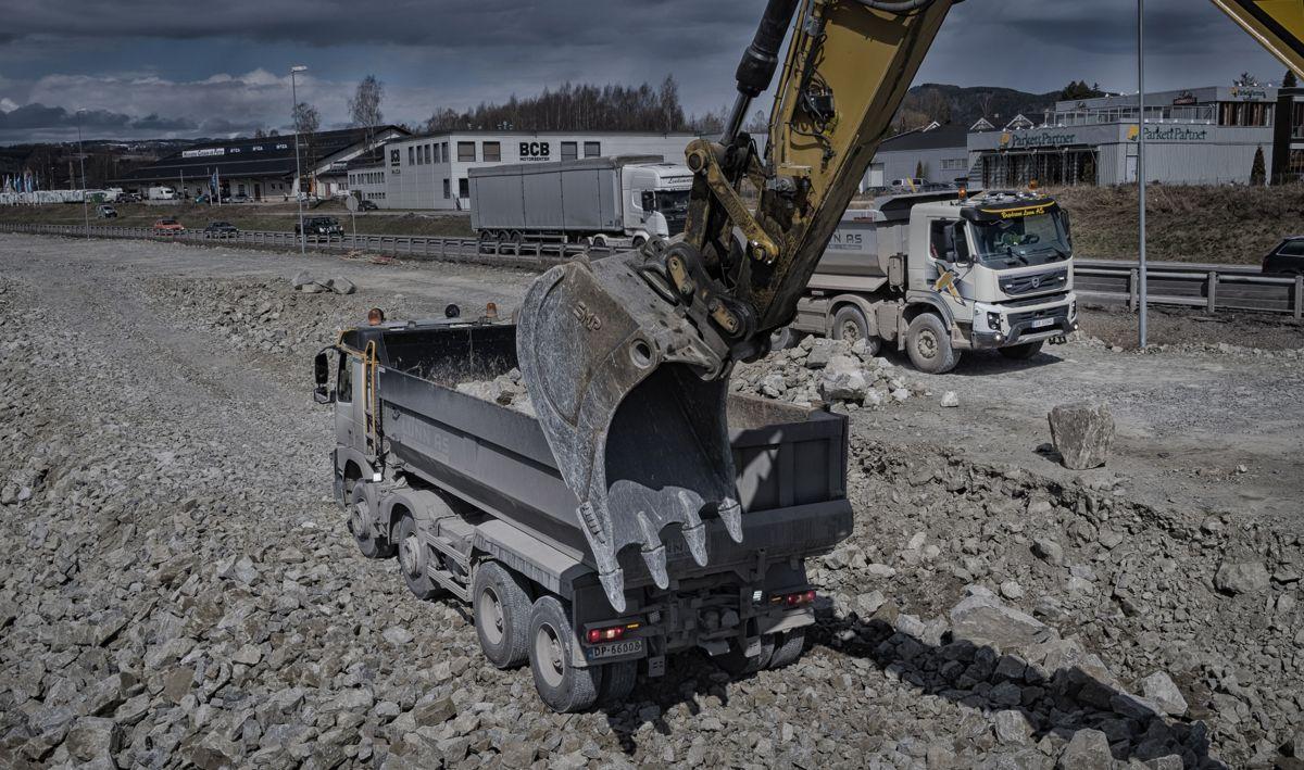 Foto: Volvo/Werner Juvik