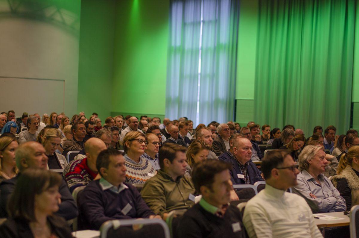 259 deltakere på årets Byggavfallskonferanse.