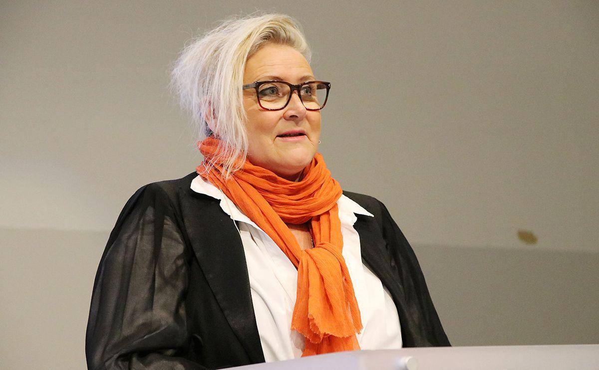 Styreleder Nina Aasland i Norsk Utleieforening sier de gjennom mange år har jobbet med delingsøkonomi.