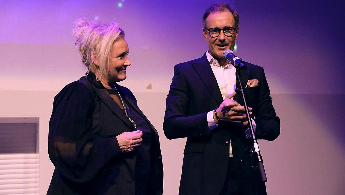 Nina Aasland kunne torsdag overlate styreledervervet i Norsk Utleieforening til Fredrik Brandal.