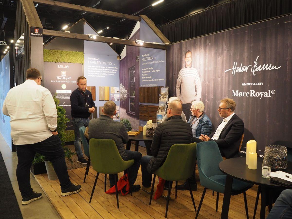 Byggmakker Forum 2020. Foto: Jørn Hindklev