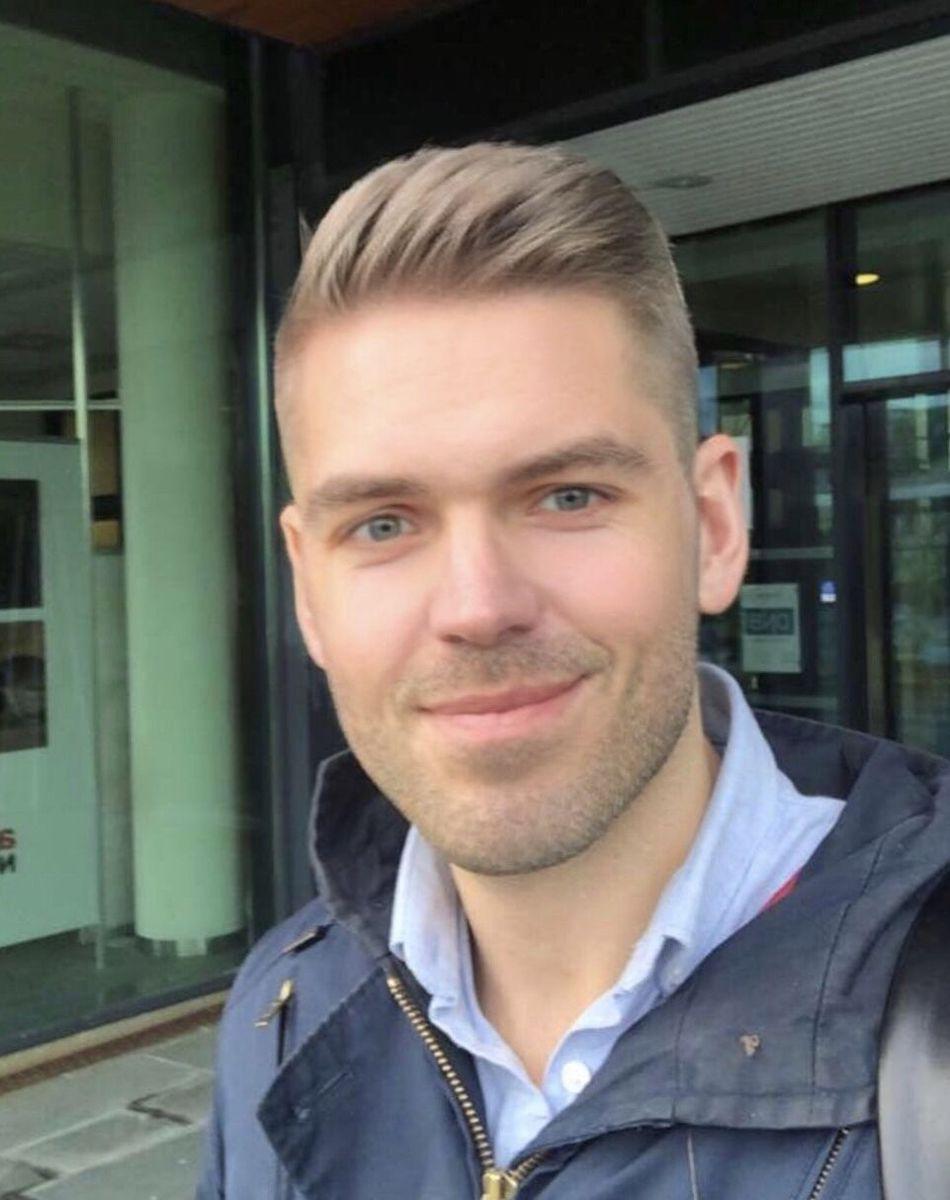 Dagfinn Solvik-Olsen, markedssjef for georadar i det nordiske markedet i Leica Geosystems. Foto: Leica Geosystems