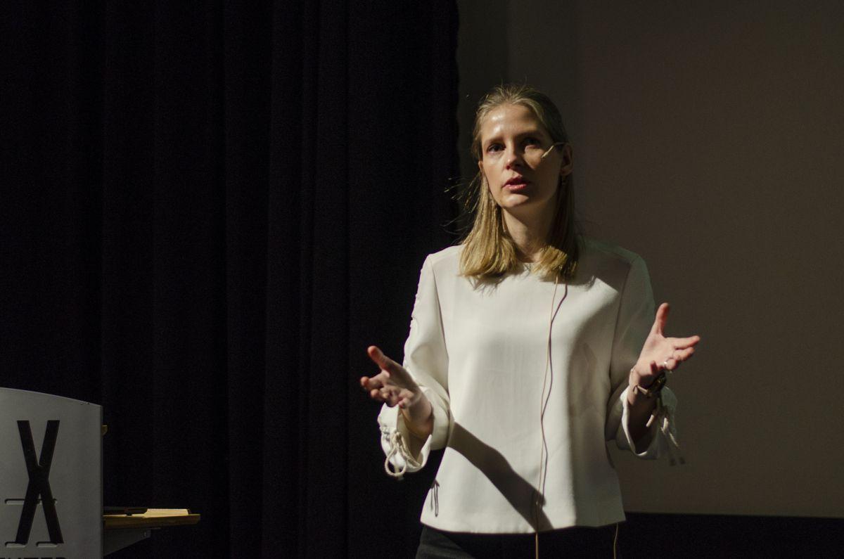 Administrerende direktør Kitty Colbjørnsen Aarseth i Parallelo.