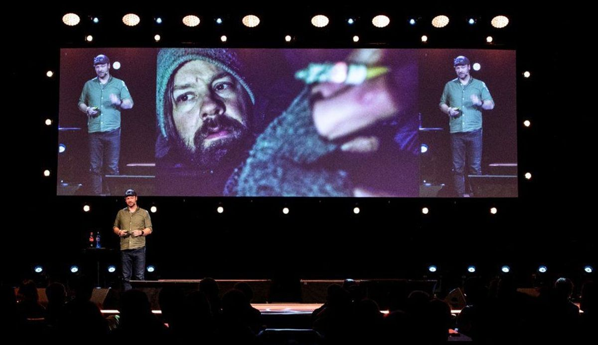 Foto: American Express Meetings & Events / Got Vision