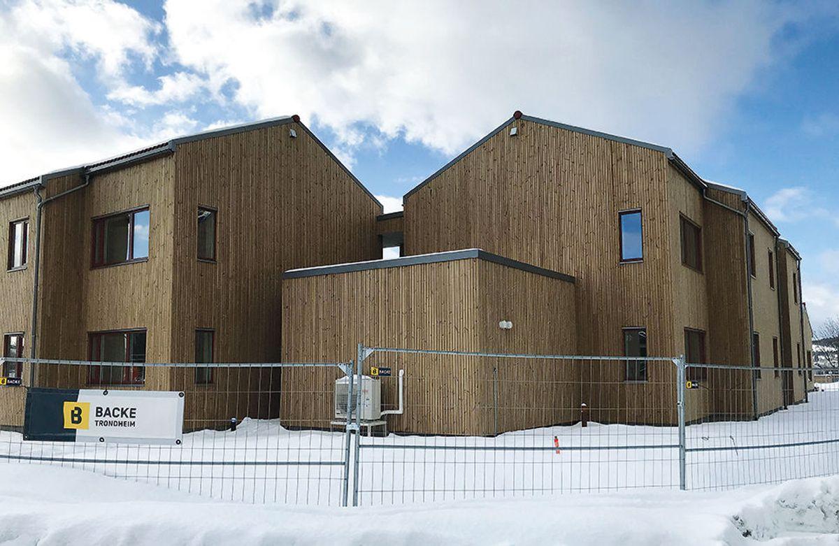 Totalt er hele utbyggingen på 600 kvadratmeter og prosjektet har en totalkostnad på cirka 30 millioner kroner, inklusive merverdiavgift. Foto: Anders Reitan