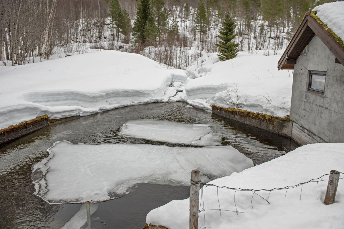 Løsningen overvåker blant annet isdannelse i vassverket og reduserer behovet for manuell inspeksjon. Foto: Pipelife