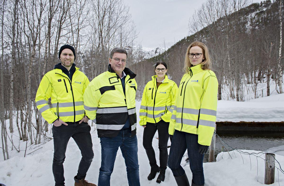 Dette er Horisont-programmet i Pipelife, avdelingen som koordinerer plastrørleverandørens digitale satsing. Foto: Pipelife