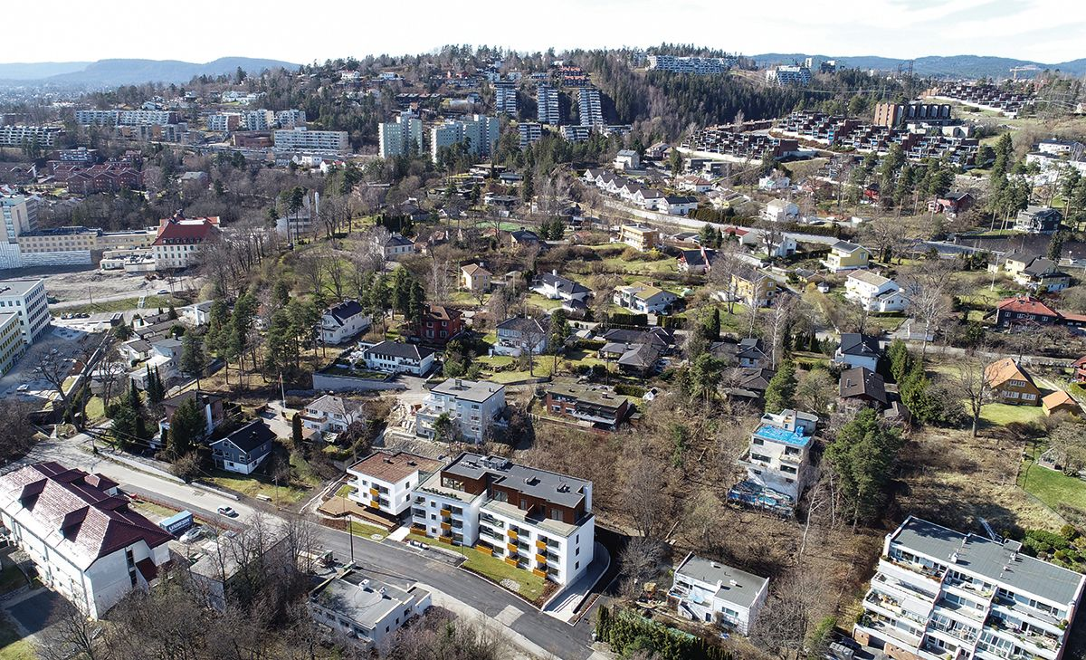 DCIM\100MEDIA\DJI_0065.JPG Villa Montebello i Oslo, 16.4.2020. Foto: Axer Eiendom AS