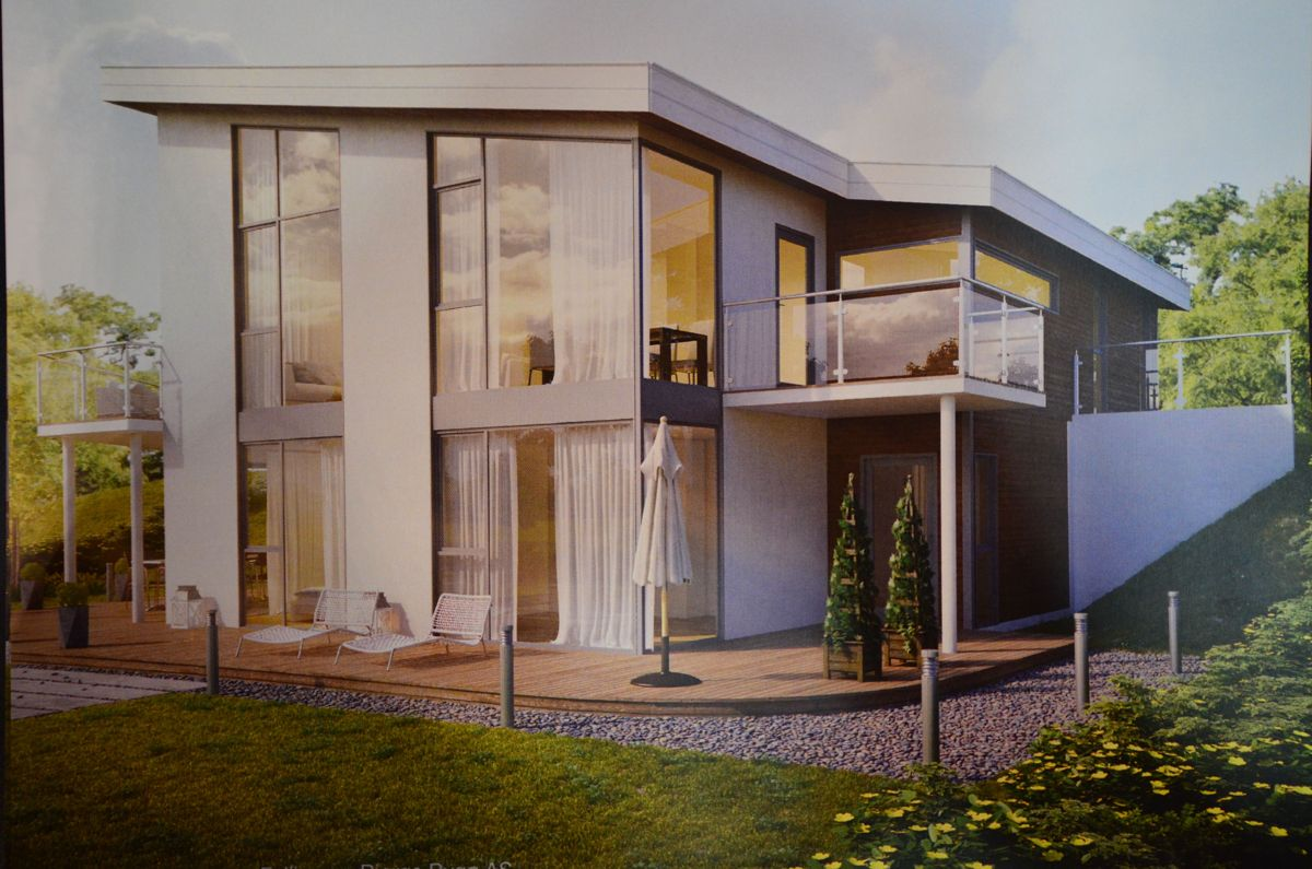 Illustrasjon: Fylling og Bjørge Bygg