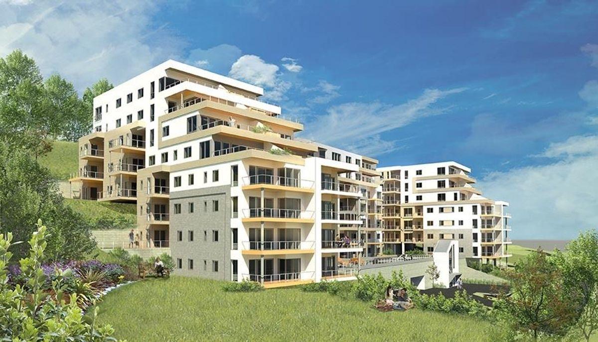 Illustrasjon: Kosbergs Arkitektkontor