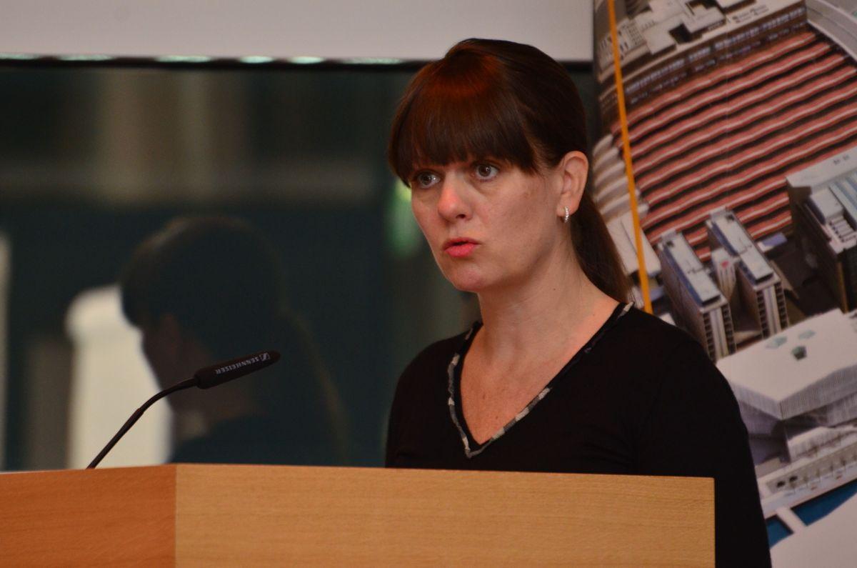 Administrerende direktør i HAV Eiendom, Eva Hagen.
