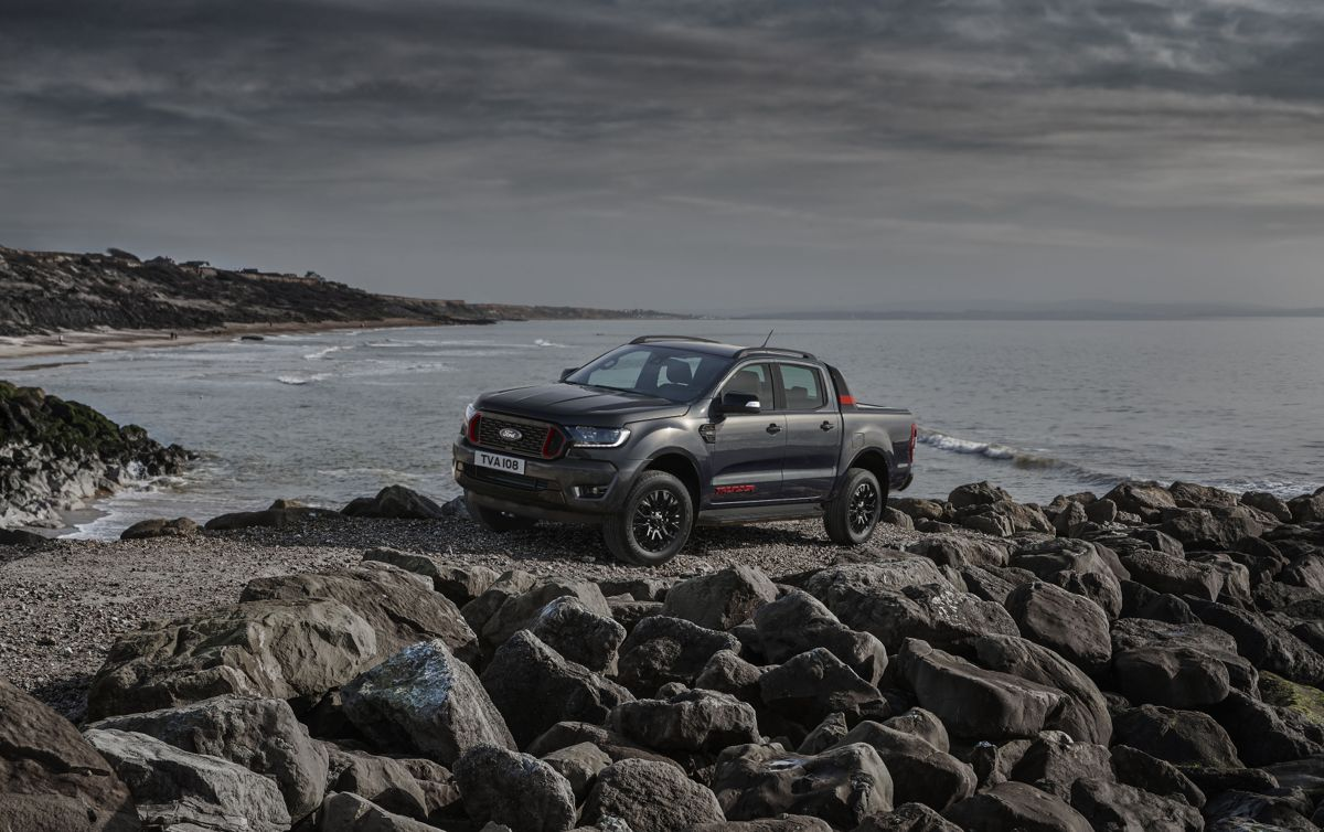 <p>Ford Ranger Thunder. Foto: Ford</p>
