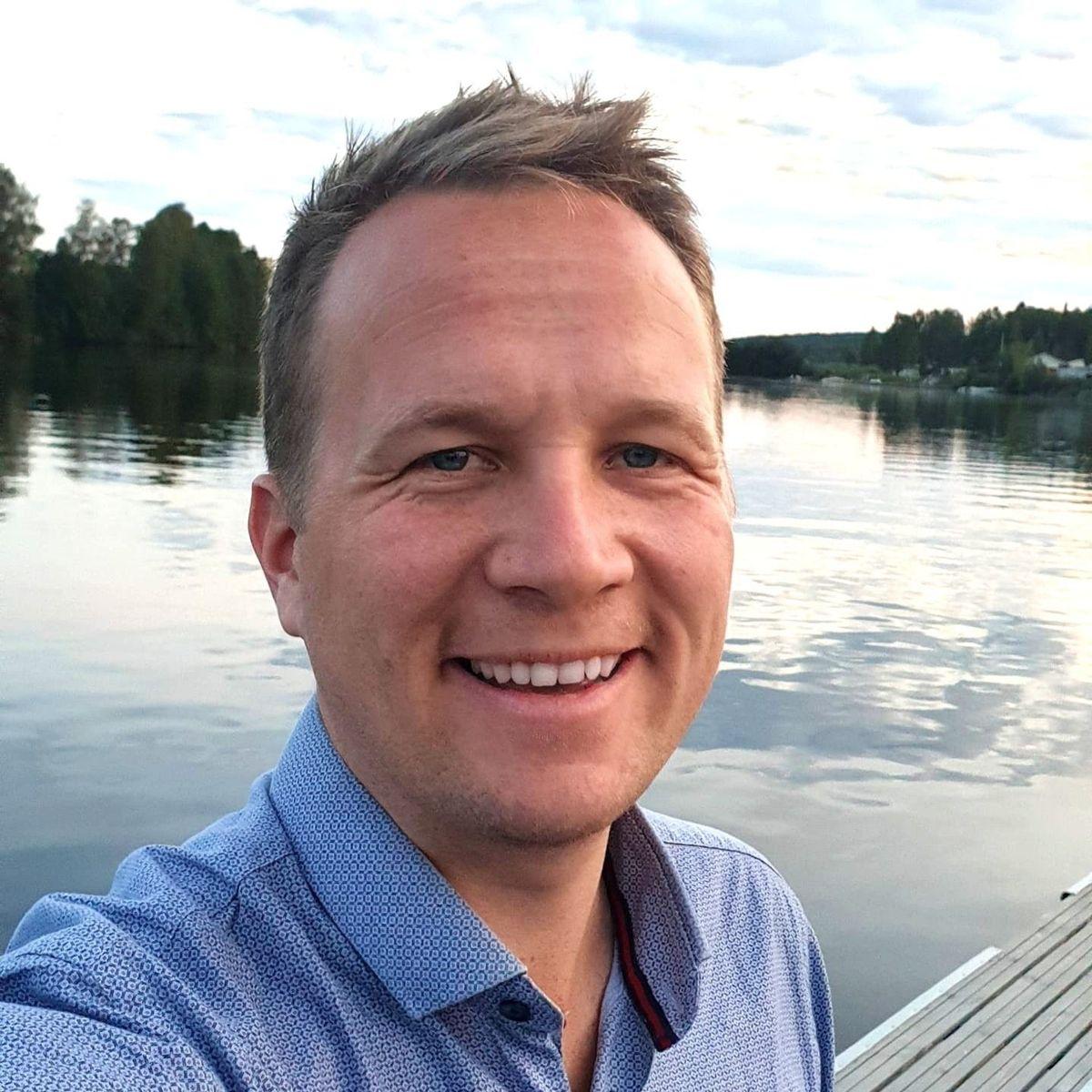 Filip Rygg, daglig leder i Rexir Holding.