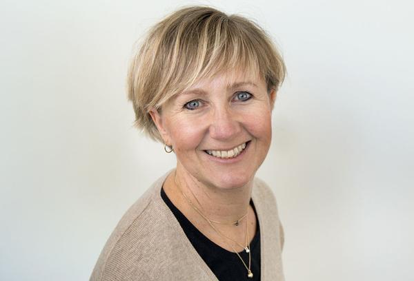 Utbyggingsdirektør i Bane NOR, Stine Undrum. Foto: Anne Mette Storvik