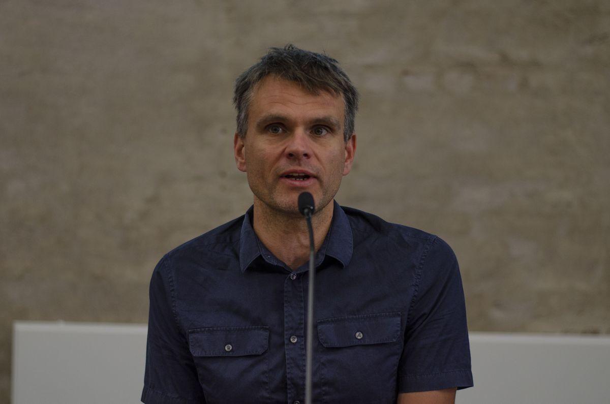 Finansbyråd Einar Wilhelmsen (MDG) i Oslo kommune signerte for kommunen.