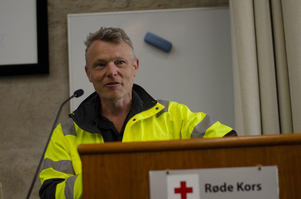 Daglig leder i foreningen Fair Play Bygg Oslo og omegn, Lars Mamen.