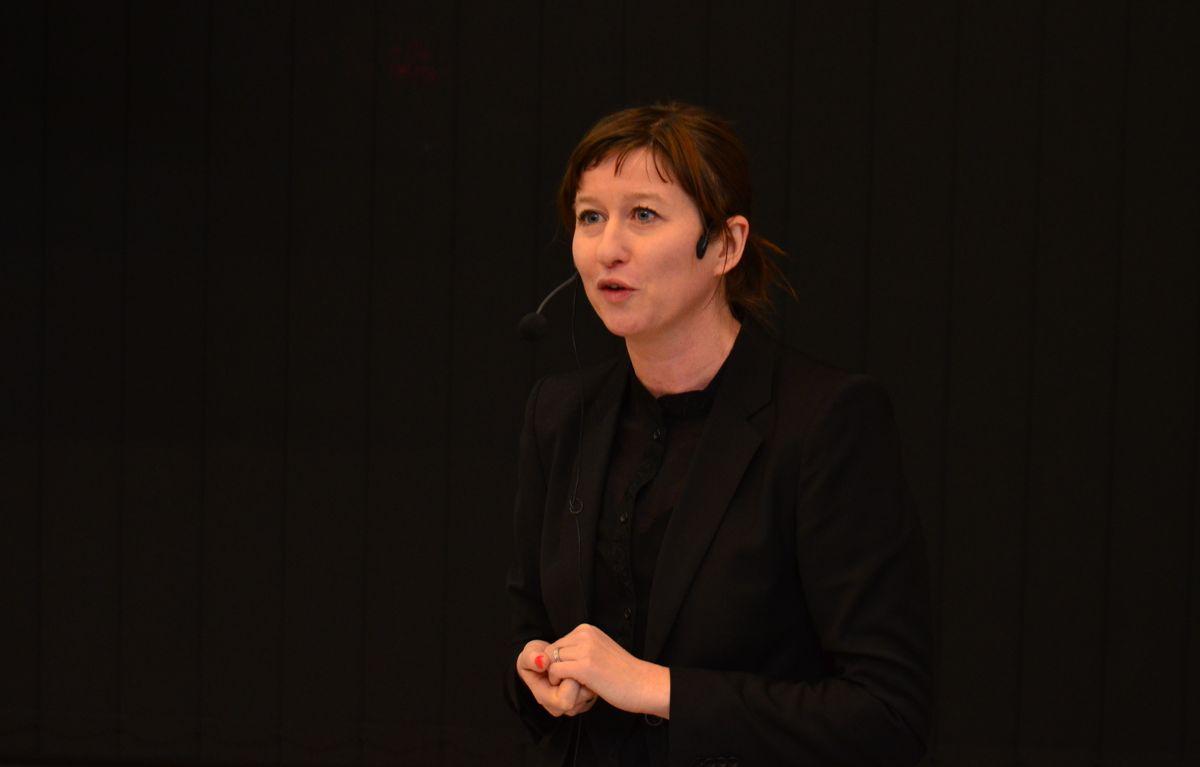 Ida Gram i Rambølls analyse- og utredningsavdeling.