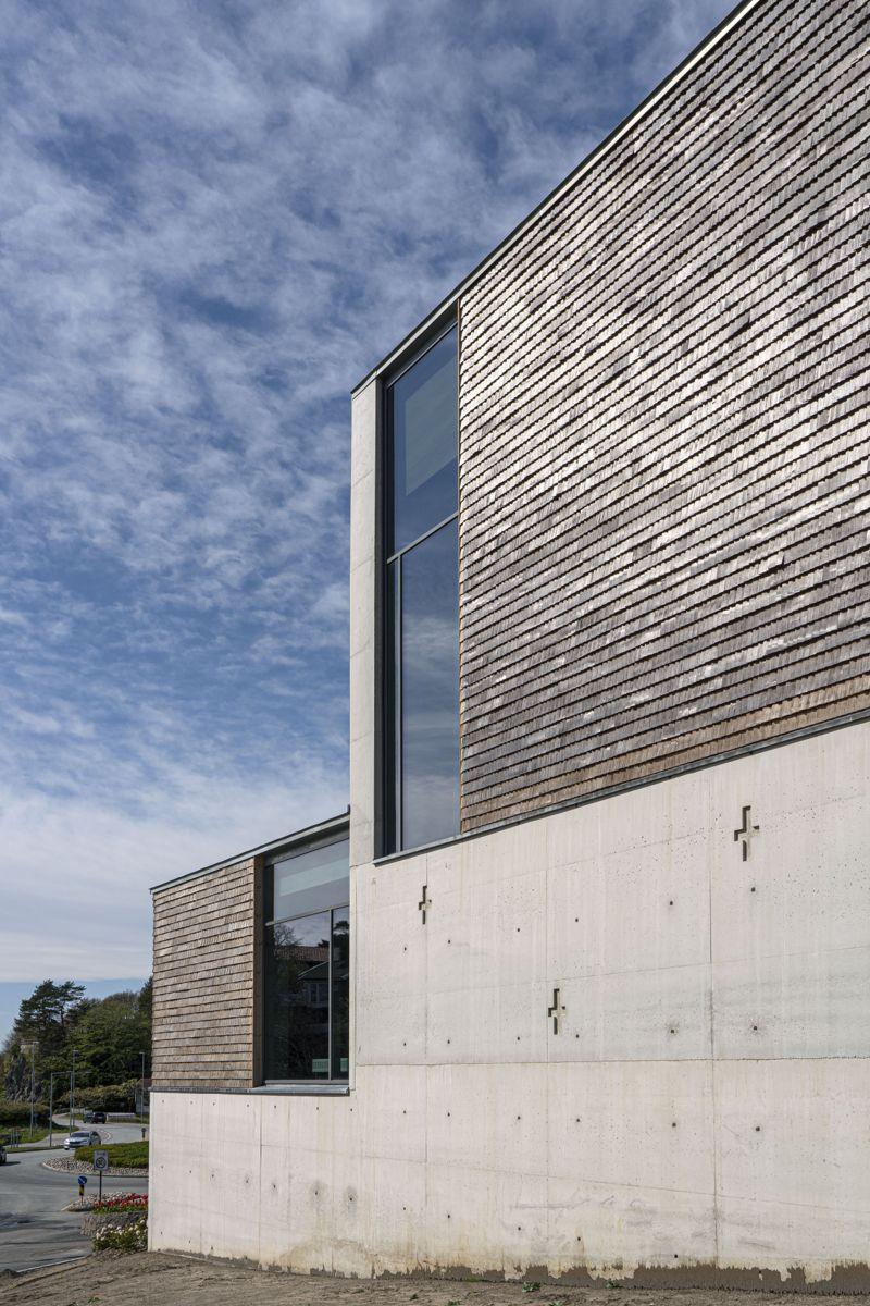 Foto: Hille Melbye arkitekter