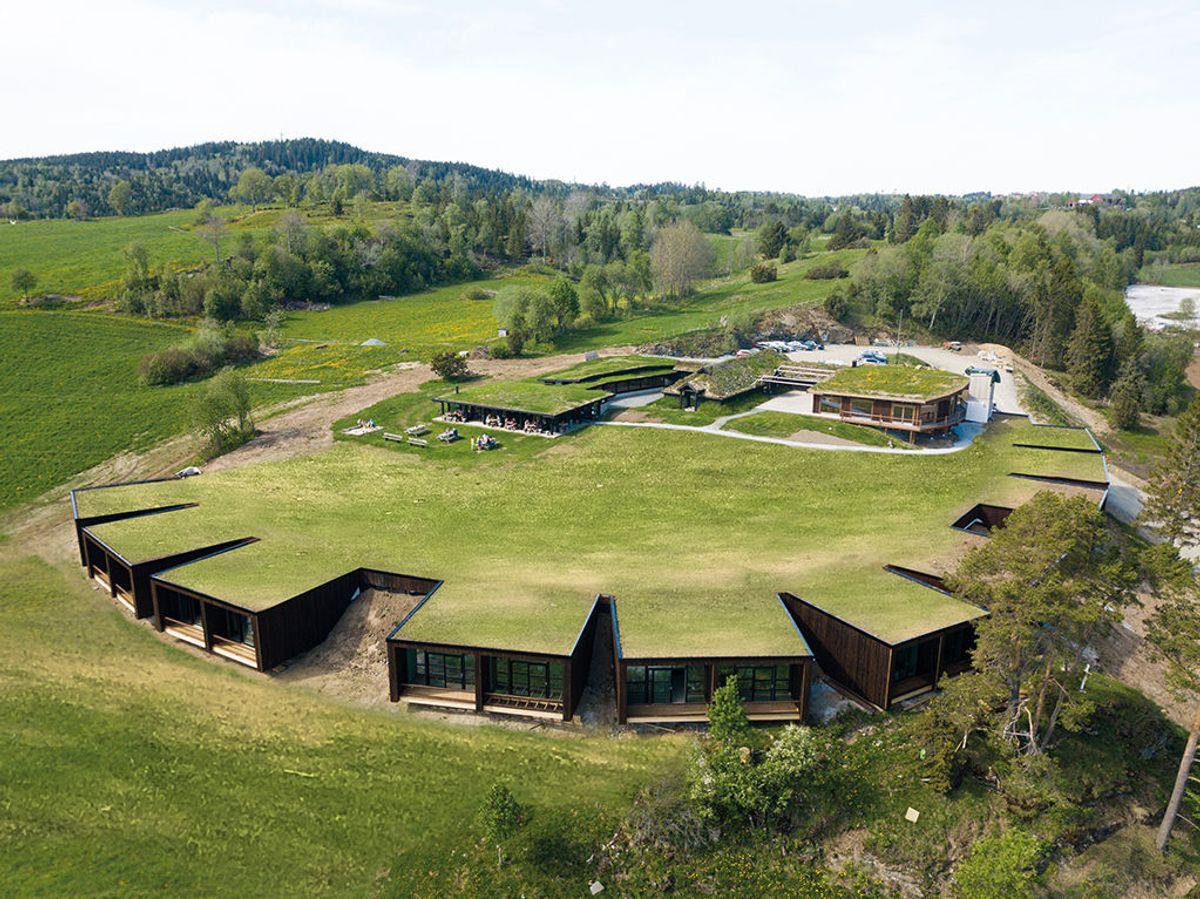 <p>Foto: Øyna Kulturlandskapshotell</p>