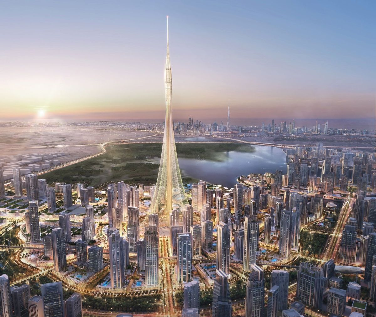 Illustrasjon: Santiago Calatrava Valls