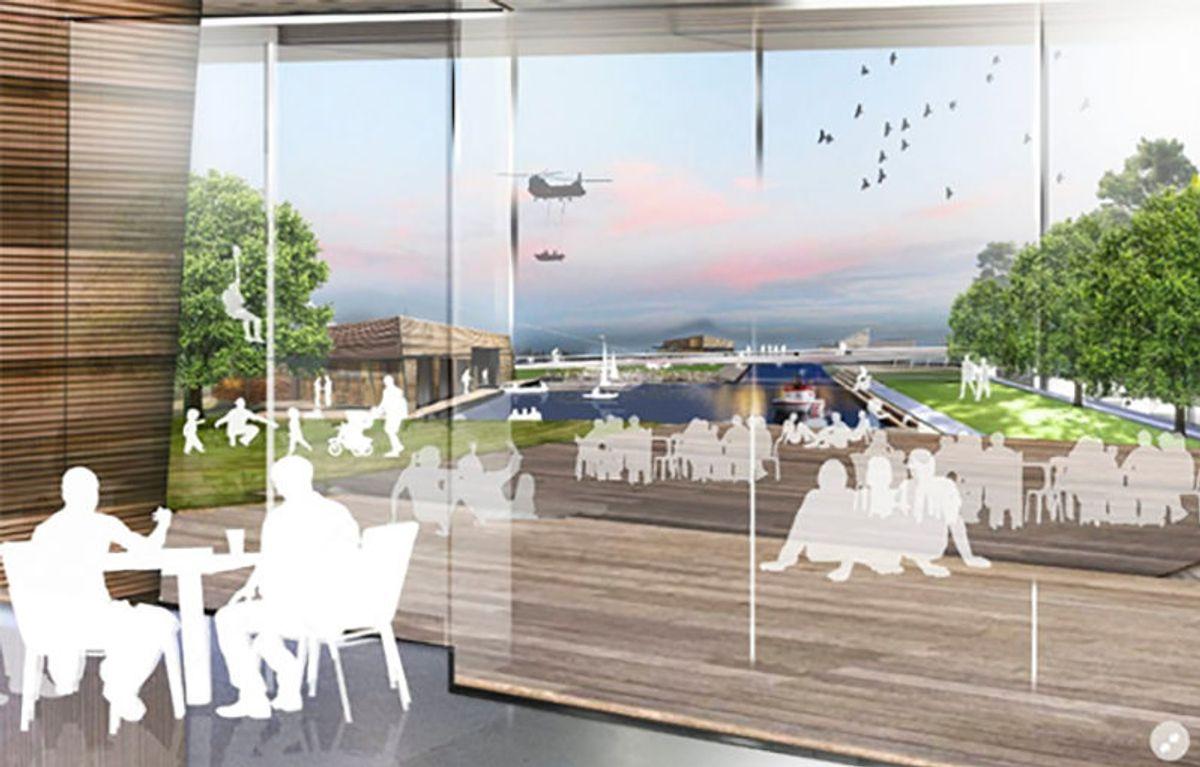 Ill.: Yran & Storbraaten Architects A/S