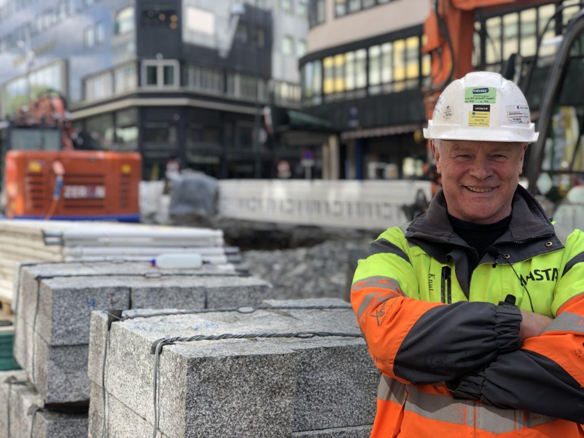 Teknisk sjef Knut Gaarde i Nasta. Foto: Nasta.