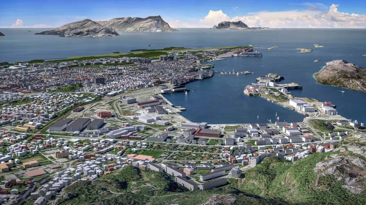 Illustrasjon: Bodø kommune / Baezeni