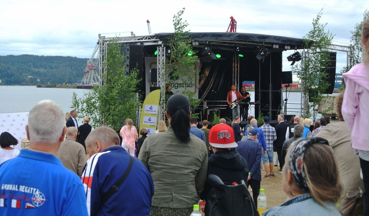 Foto: Kynningsrud