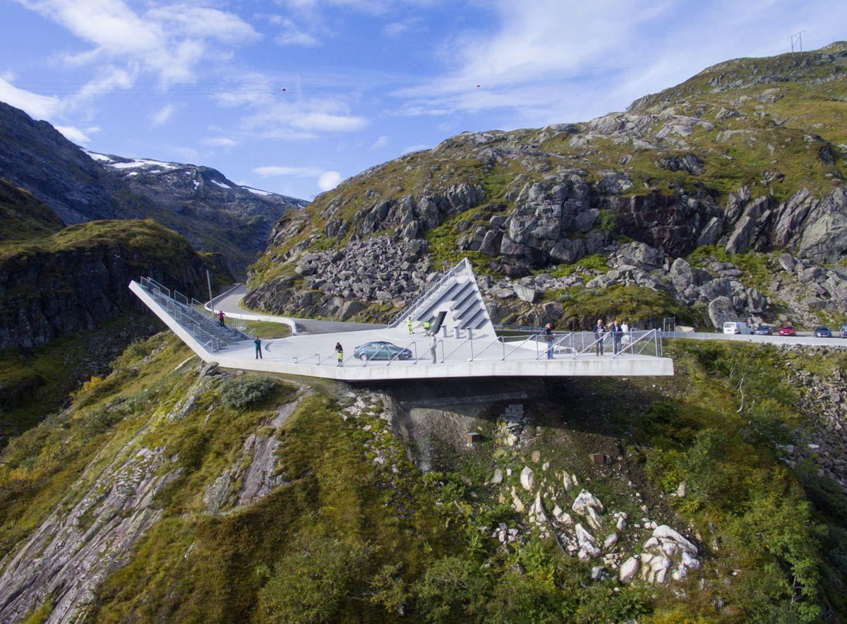 Foto: Trond Joelson, Byggeindustrien Bildenr.: TJO 20160908 5 Utsikten