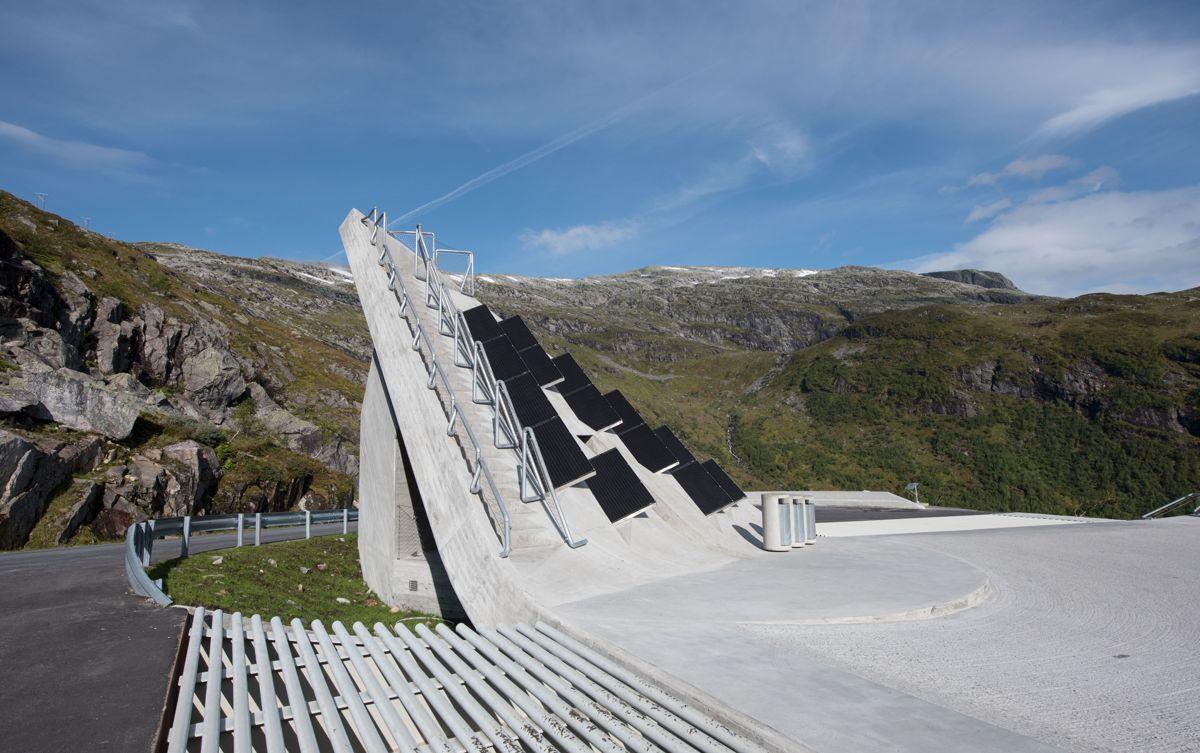 Foto: Trond Joelson, Byggeindustrien Bildenr.: TJO 20160908 12 Utsikten