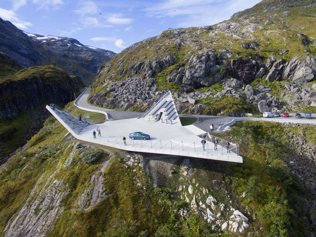 Foto: Trond Joelson, Byggeindustrien