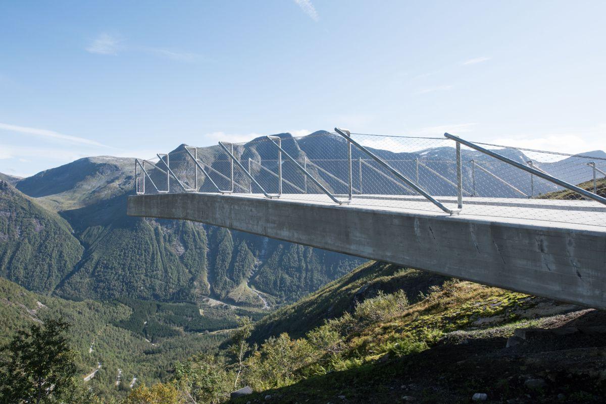 Foto: Trond Joelson, Byggeindustrien Bildenr.: TJO 20160908 34 Gaularfjell