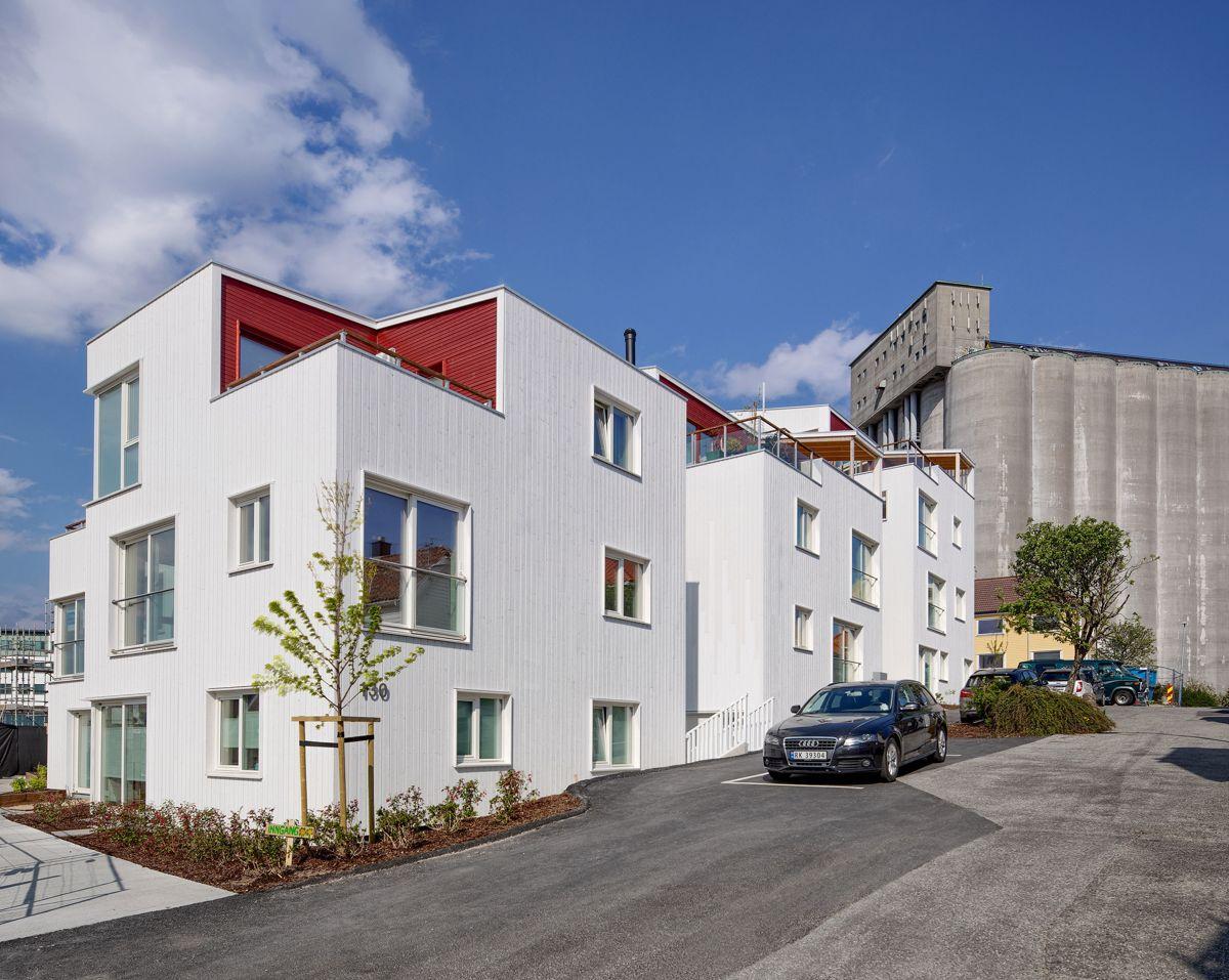 <p>Vindmøllebakken bofellesskap i Stavanger er årets vinner av Statens pris for byggkvalitet.</p>