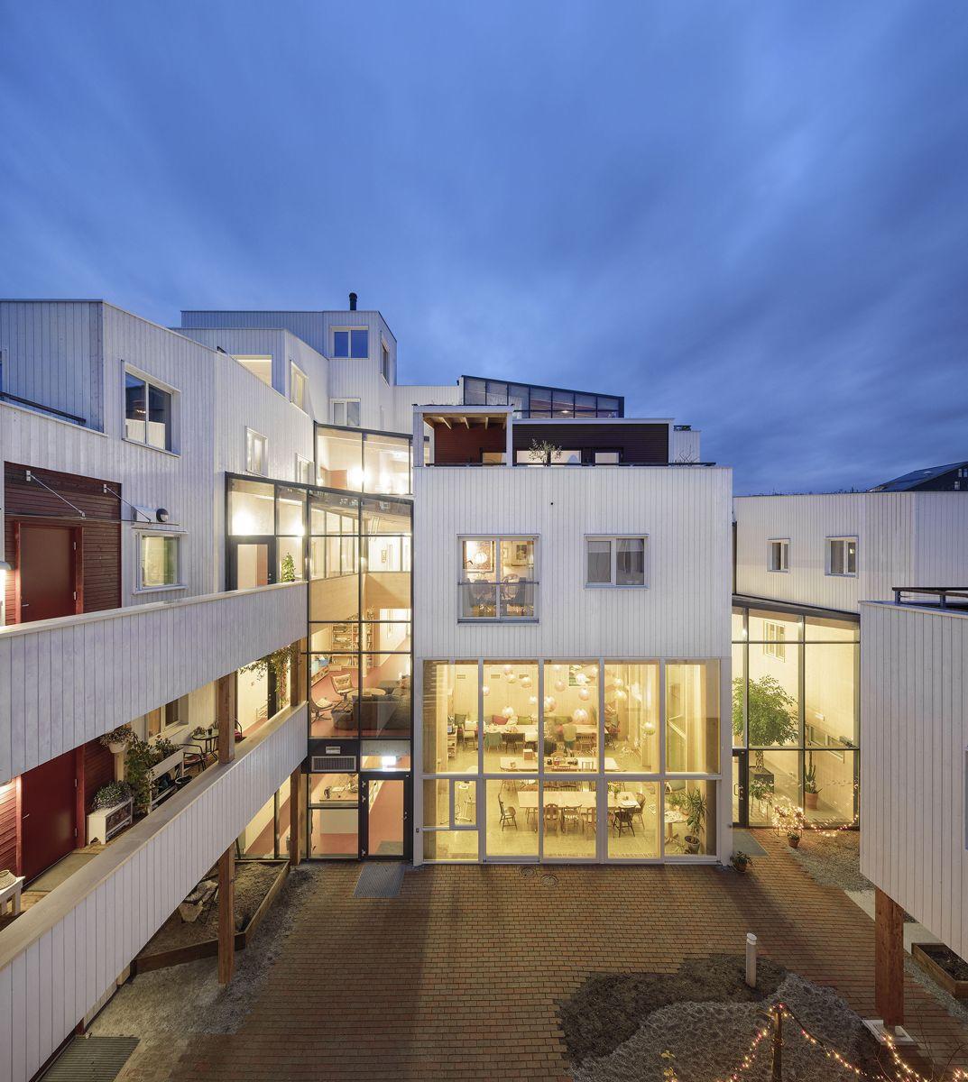 Vindmøllebakken bofellesskap i Stavanger vant Statens pris for byggkvalitet.