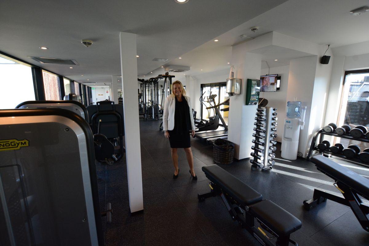 Nytt treningsrom