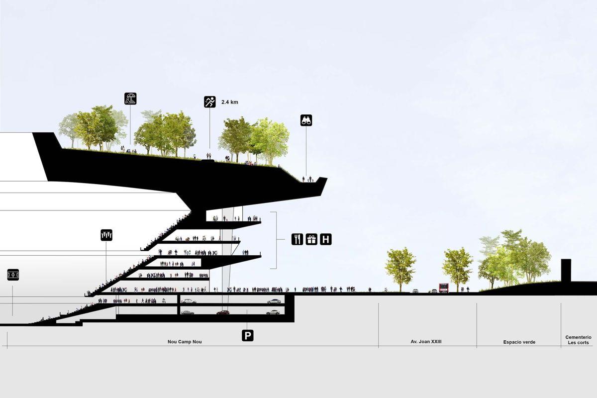 Illustrasjon: ON-A Architecture