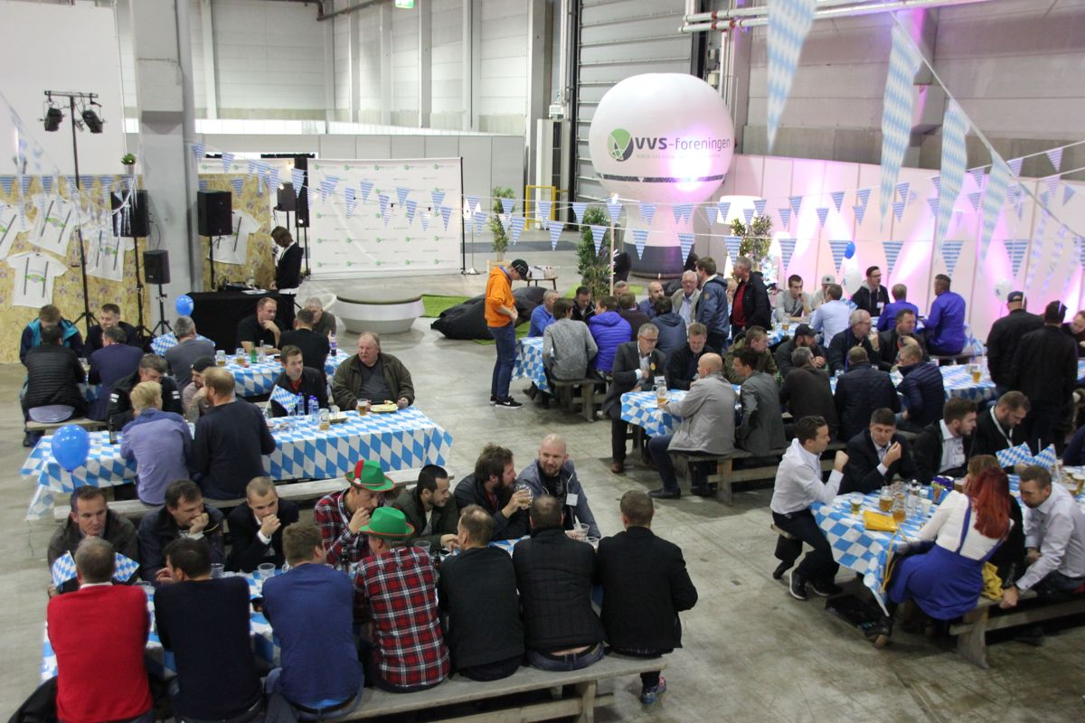 VVS-dagene 2016. Foto: Svanhild Blakstad