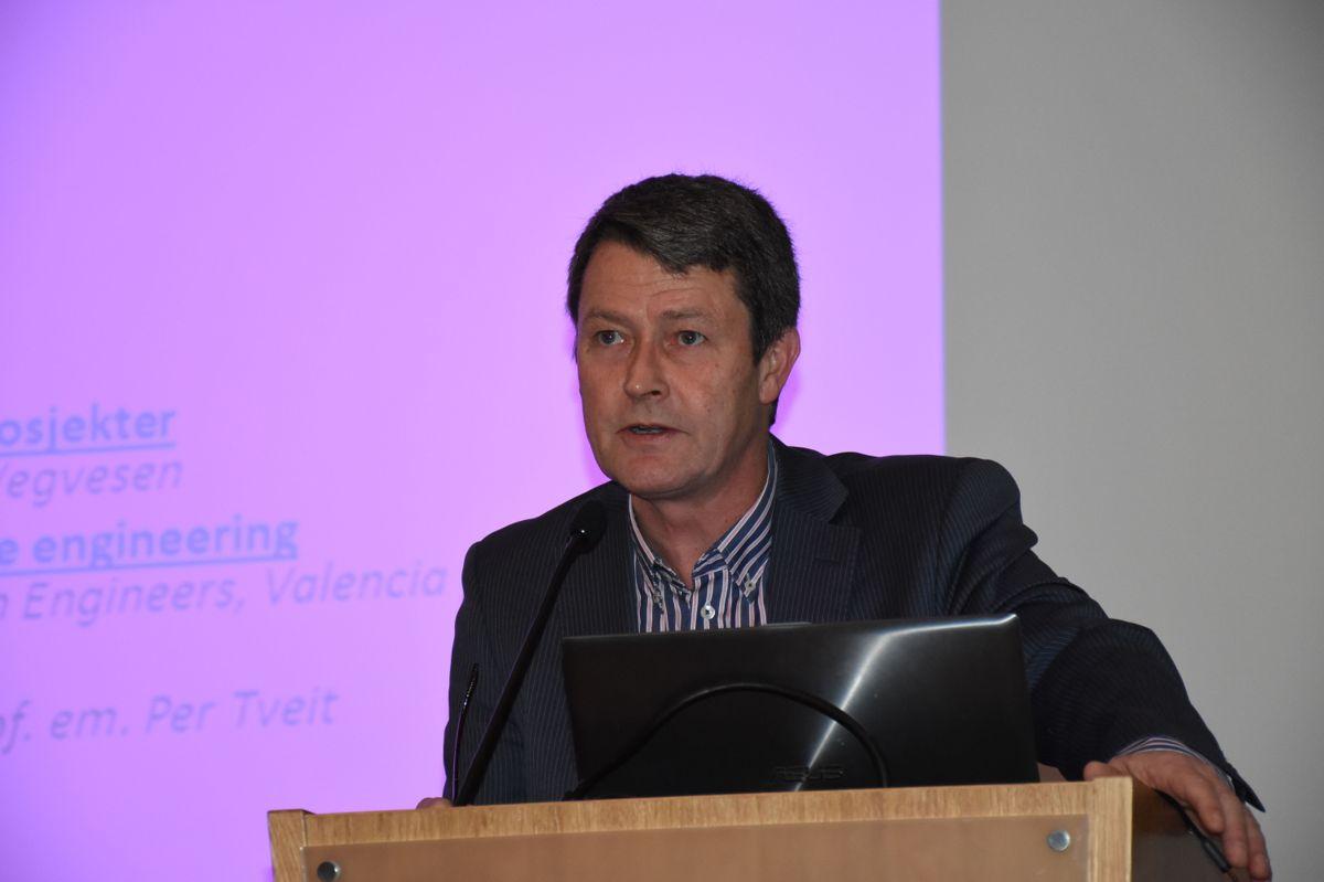 Kjetil Myhre i Norsk Stålforbund sier det er stor interesse for Norsk Ståldag.
