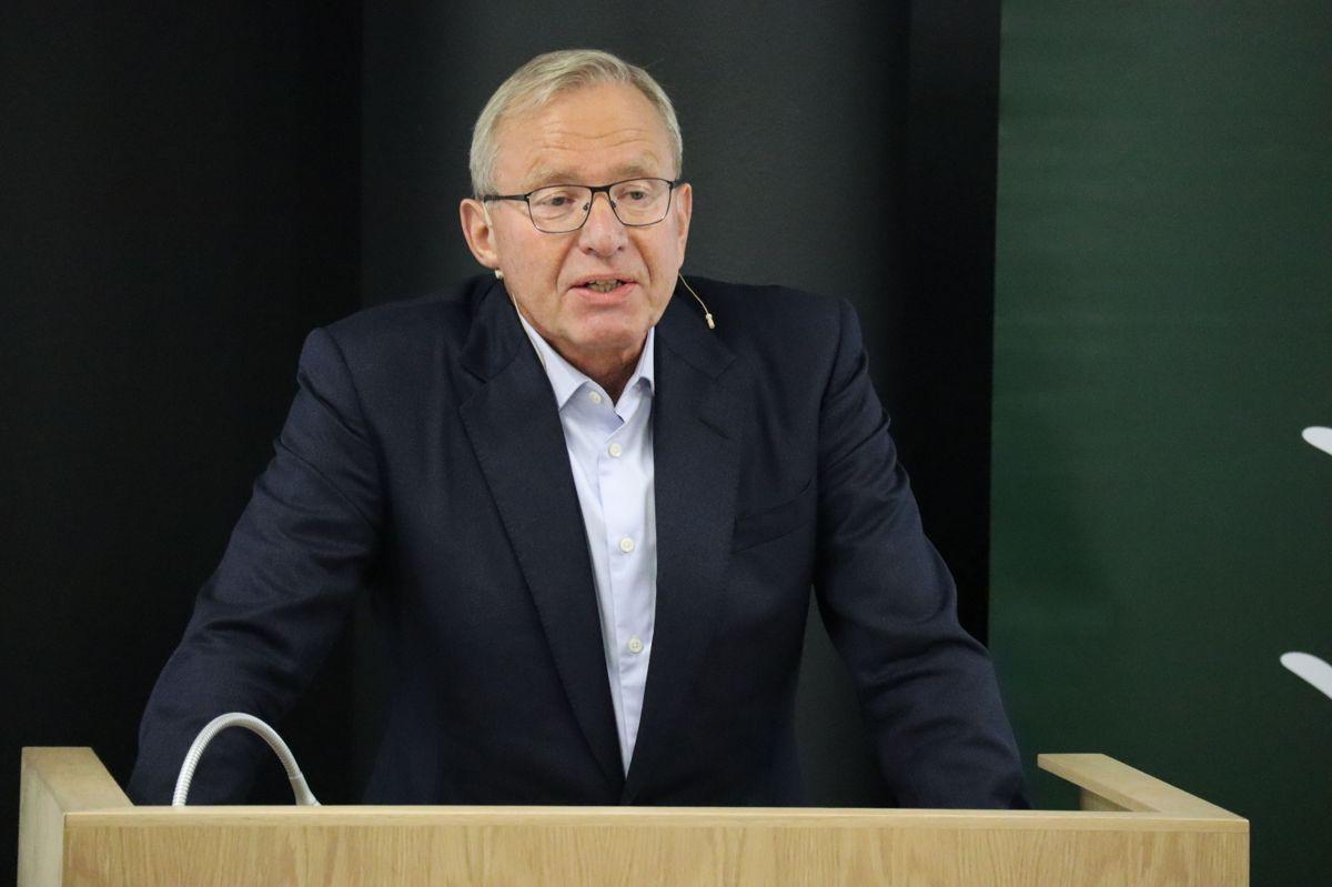 Advokat Gunnar Sørlie i BAHR. Foto: Svanhild Blakstad