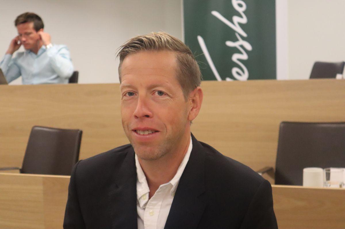 Styreleder i Entrepriseforeningen, Øystein Seljeflot. Foto: Svanhild Blakstad
