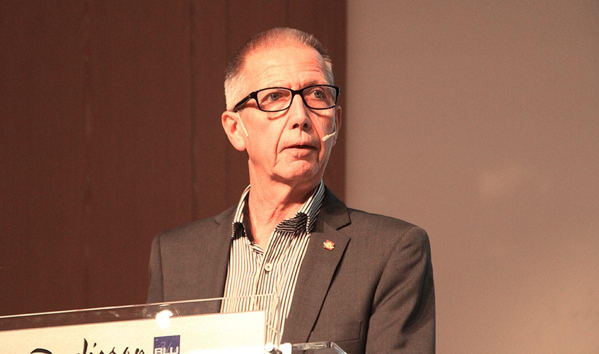 Vegdirektør Terje Moe Gustavsen.