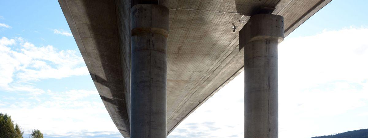 Gulli bru - Foto: Ole H Krokstrand